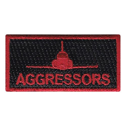 T-38 Aggressors Pencil Patch