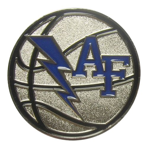 USAFA Men's Basketball Team Coin