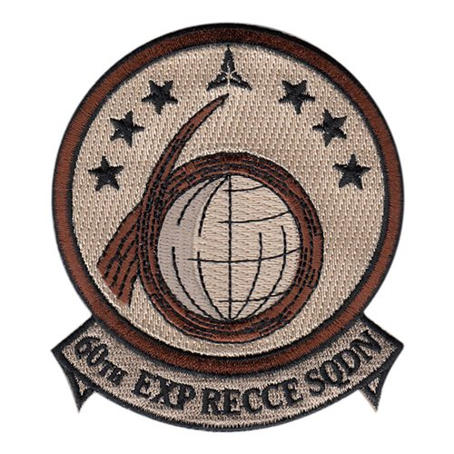 60 ERS Desert Patch