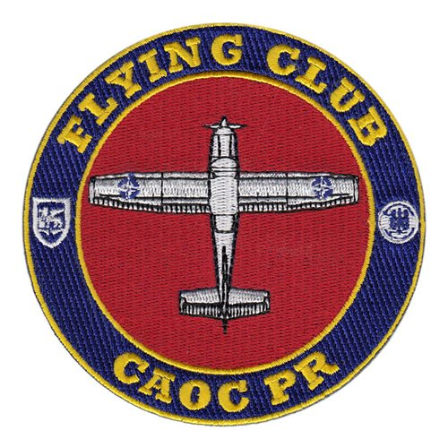 CAOC 5 Flying Club Patch