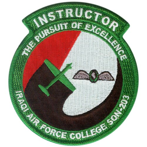 No. 203 SQN Instructor Patch