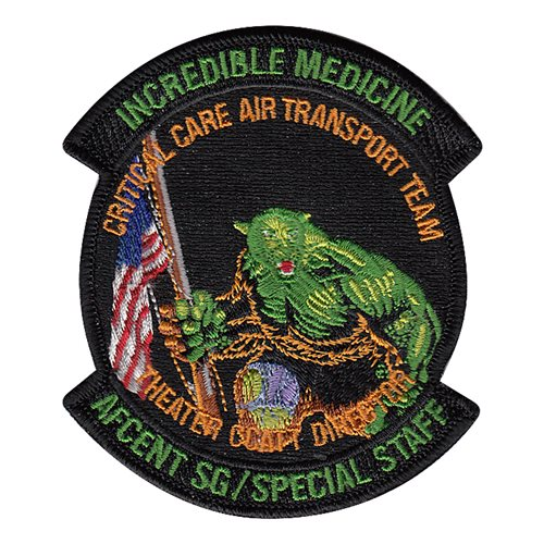 CCATT Hulk Patch