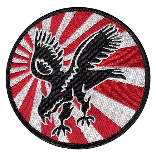 27 FS Japan Det Heritage Patch