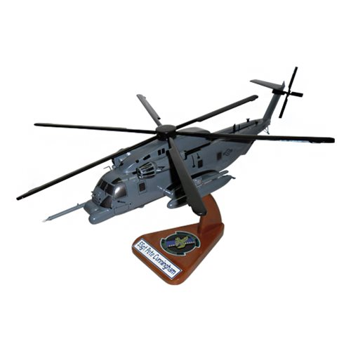 20 SOS MH-53M Custom Helicopter Model