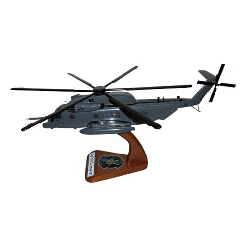 20 SOS MH-53M Custom Helicopter Model  - View 2