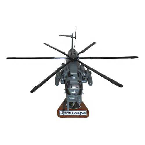 20 SOS MH-53M Custom Helicopter Model  - View 3