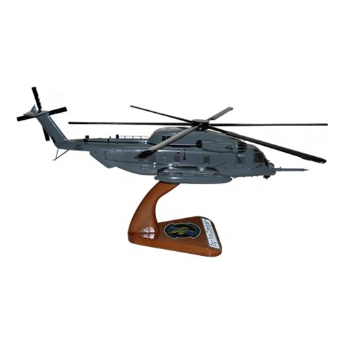 20 SOS MH-53M Custom Helicopter Model  - View 4