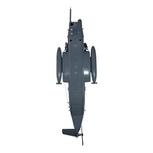 20 SOS MH-53M Custom Helicopter Model  - View 6