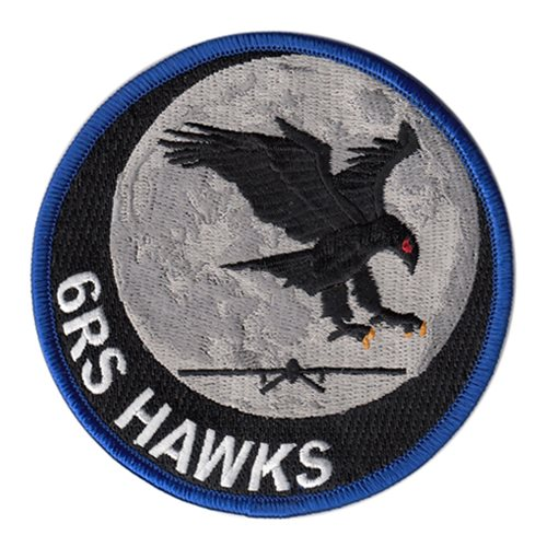 6 RS Blue Friday Patch
