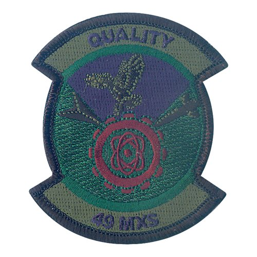 49 MXS Subdued Patch