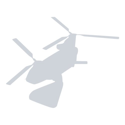CH-47F Chinook Custom Helicopter Model