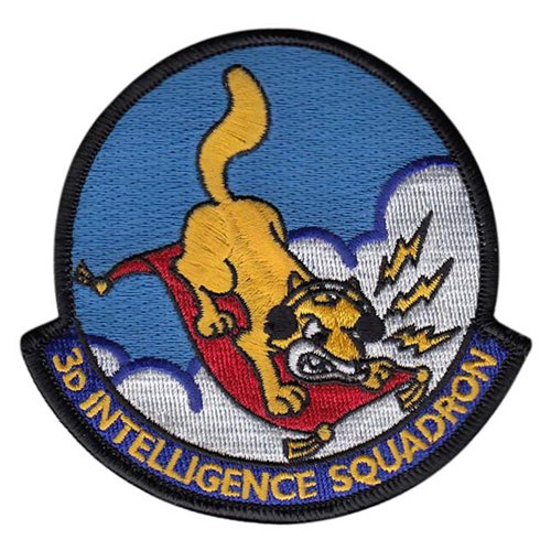 3 IS Heritage Patch