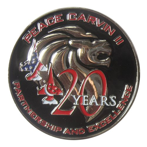 425 FS Custom Air Force Challenge Coin