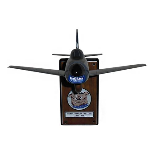 525 FS F-86 Custom Airplane Model  - View 2