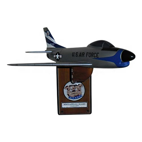 525 FS F-86 Custom Airplane Model  - View 3