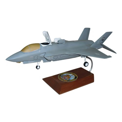 BF-04 F-35B Custom Airplane Model