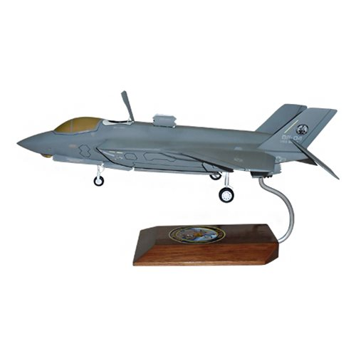 BF-04 F-35B Custom Airplane Model  - View 2
