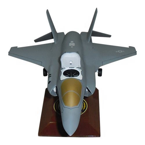 BF-04 F-35B Custom Airplane Model  - View 3