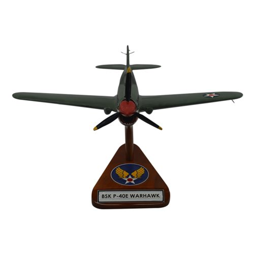 Design Your Own P-40 Custom Airplane Model  - View 4