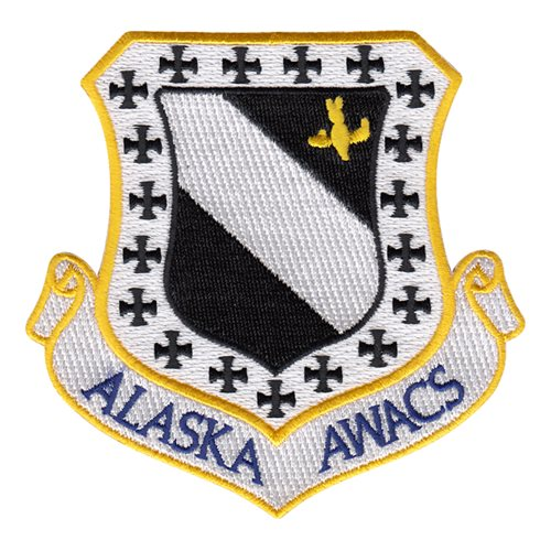 962 AACS Alaska AWACS Patch