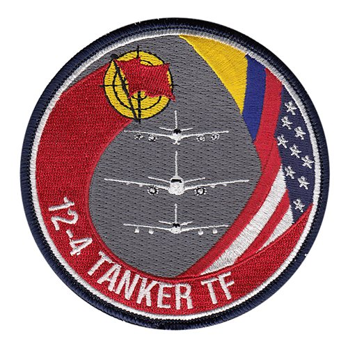 92 ARS Red Flag Patch