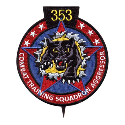 353 CTS Aggressor Patch