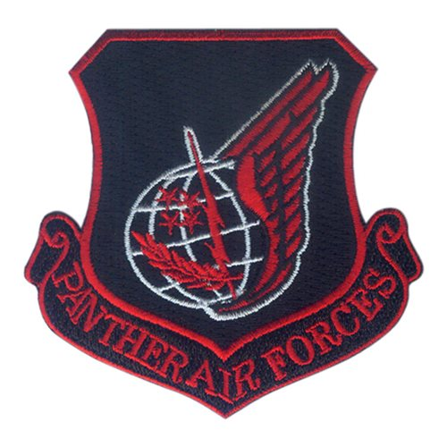 353 CTS Panther Air Forces Patch