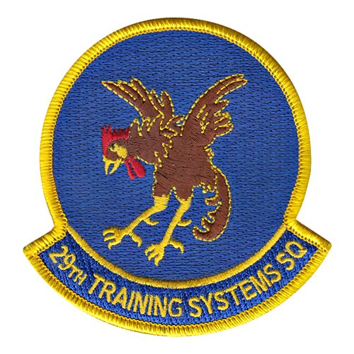 29 TSS Patch