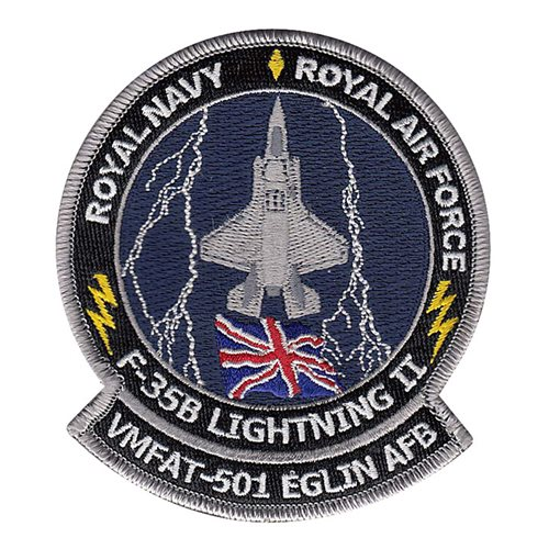 Attack squadron 35 patches