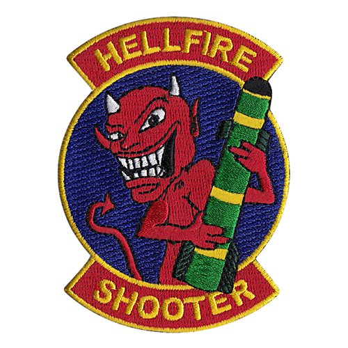 Hellfire Shooter Patch