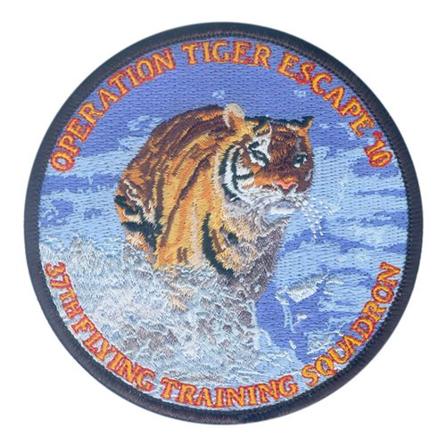 37 FTS Tiger Escape 2010 Patch