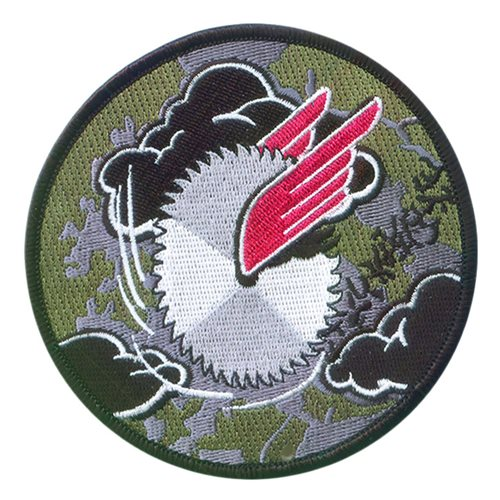 41 FTS Subdued Buzzsaw Patch