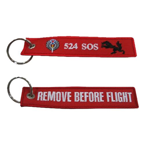 524 SOS Key Flag
