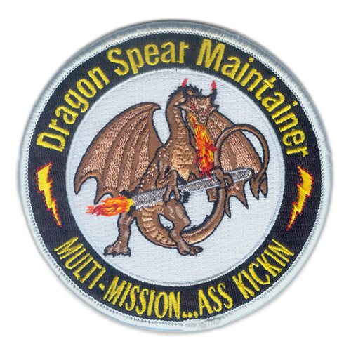 73 AMU Dragon Spear Maintainer Patch