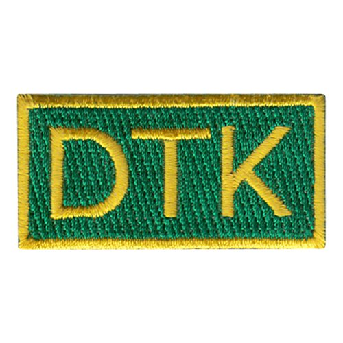 310 FS DTK Pencil Patch