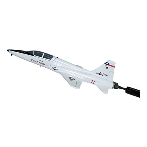 64 FTW T-38 Custom Airplane Briefing Stick