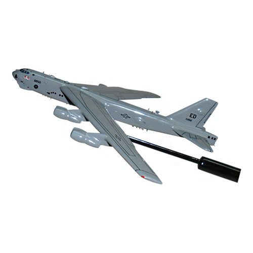 412 TW B-52H Stratofortress Custom Airplane Model Briefing