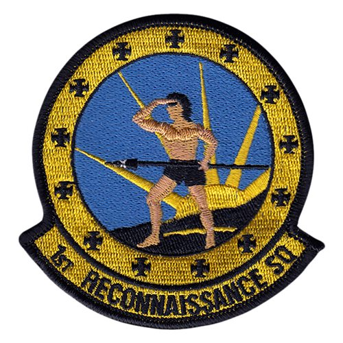 1 RS Patch