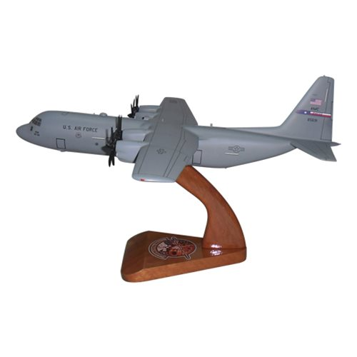 317 AG C-130J Super Hercules Model  - View 2