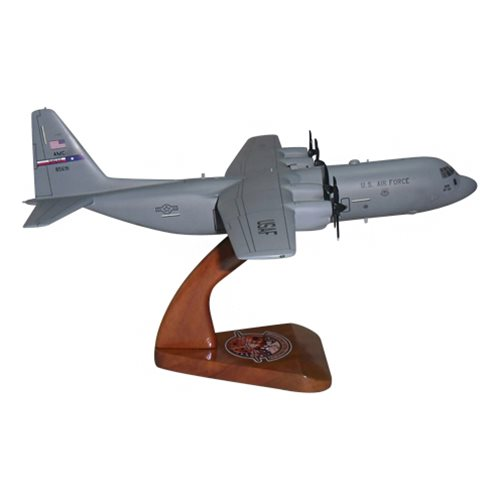 317 AG C-130J Super Hercules Model  - View 4