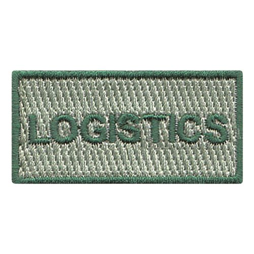 113 LGRD Logistics Pencil Patch