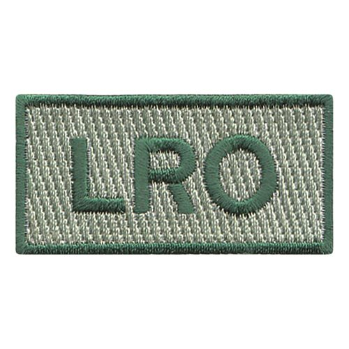 113 LGRD LRO Pencil Patch