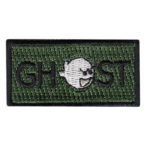 370 FLTS Ghost Pencil Patch