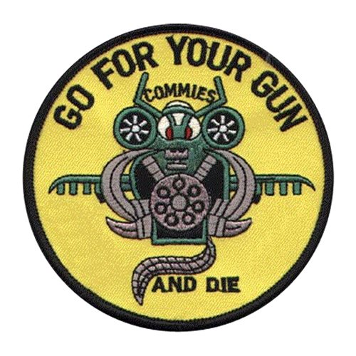 25 FS Commie Patch