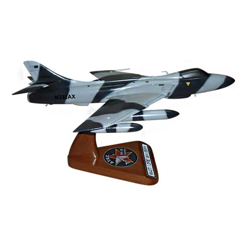 ATAC MK-58 Hawker Hunter Custom Airplane Model  - View 4