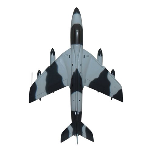 ATAC MK-58 Hawker Hunter Custom Airplane Model  - View 5
