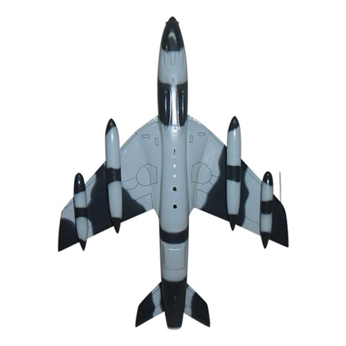 ATAC MK-58 Hawker Hunter Custom Airplane Model  - View 6