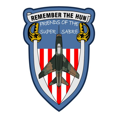 Friends of the Super Sabre Patch