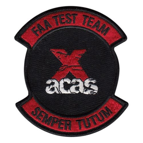 MIT FAA Test Team Patch