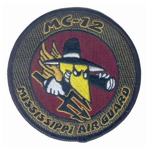 MC-12 MSANG Subdued Patch